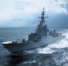 Hobart Class Air Warfare Destroyers